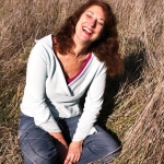Sally ragle laughing 12 2011